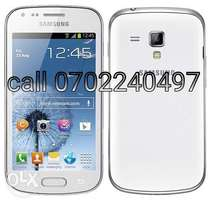 Samsung Galaxy Trend Plus, 4gb internal,1gb ram,5mp clear camera