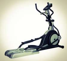 Commercial cross trainer