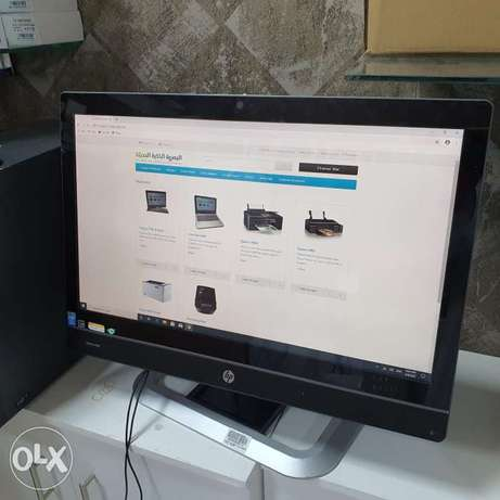 Hp AIO 800G1 touchscreen with warranty