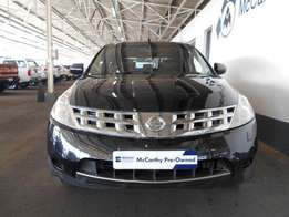 Nissan Murano A/T