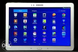Samsung galaxy note 10.1 2014 edition. white