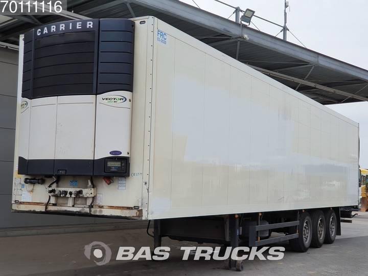 Schmitz Cargobull Carrier Vector 1850mt Multitemp / Bi-temp Doppelstock Blu... - 2011