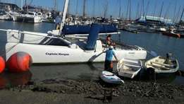 Catamaran 29 ft seats 12 people Durban