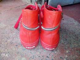 New vigour shoes