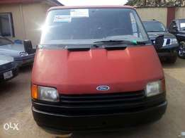 Ford Transit Bus 1998 Red