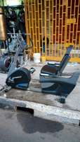 Commercial health trainer executive recumbent bike
