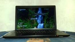 Hot Toshiba satellite C50D-A available for Sale.