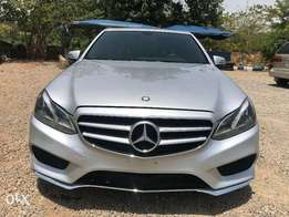 2014 E350 Classic few months used in Abuja