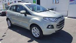 2015 Ford Ecosport 105 TiVCT Titanium in immaculate condition