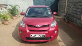 Toyota IST (New shape) Year 2010 - Newly imported