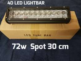 4D 72 Watt LED Bars