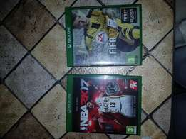 Nba 2k17 R799 Fifa 17 2017 R799 Xbox one games for sale forza 6 R600 f