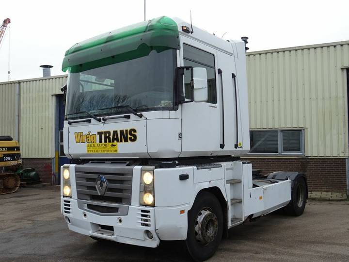 Renault MAGNUM AE 440 Manuel Gearbox Airco Good Condition - 2004
