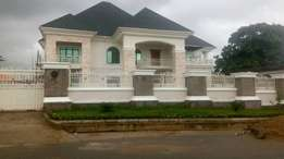Prestigious 5bedroom duplex with swimming pool sale with C of O