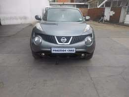 Pre owned 2013 Nissan Juke 1.6 Turbo