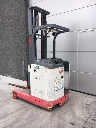 Nyk FBRM15-75 reach stacker - image 3