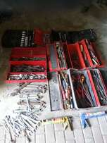 Variety of tools