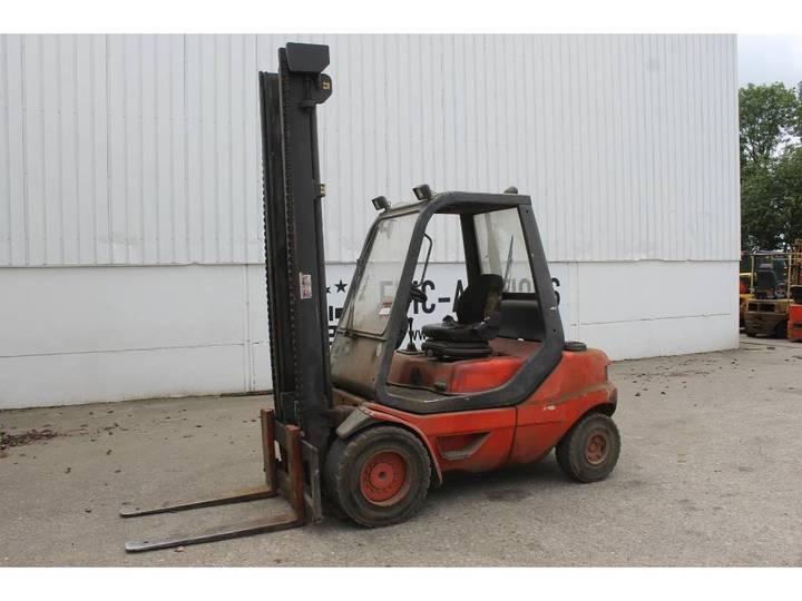 Linde H35D Heftruck - 1998