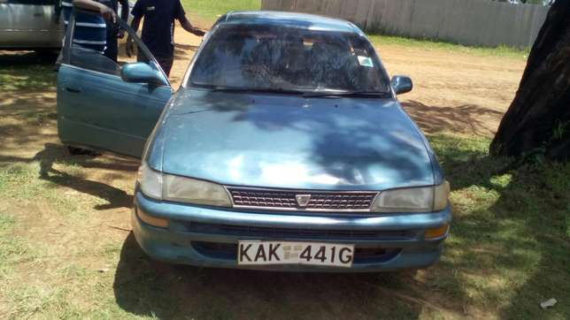 selling toyota Elgonview - image 7
