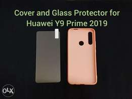 Front Glass and Cover Huawei Y9 Prime Mobile