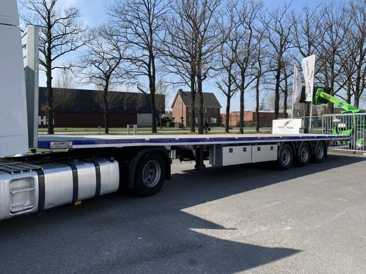 Twente Trucks Aklu Mega Extendible Car Transporter Rv Camper