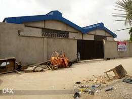 WAREHOUSE for lease at iyana ipaja lagos