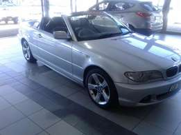 2006 BMW 330i Convertible Silver 155948Km Excellent Condition