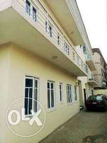 Newly built 3 bed room flat to let at agunlejika.