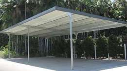 Build Direct ,Steel works are the best Carports and great value try us