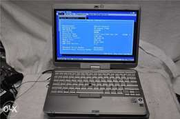 HP Compaq ElitleBook 2710p U7600 1.2GHz 2GB 2 Core 2 Duo