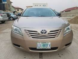 One month Registered Toyota Camry (2008) in a perfect working condition