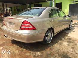 Clean 2003 Benz c240 for sale buy and drive