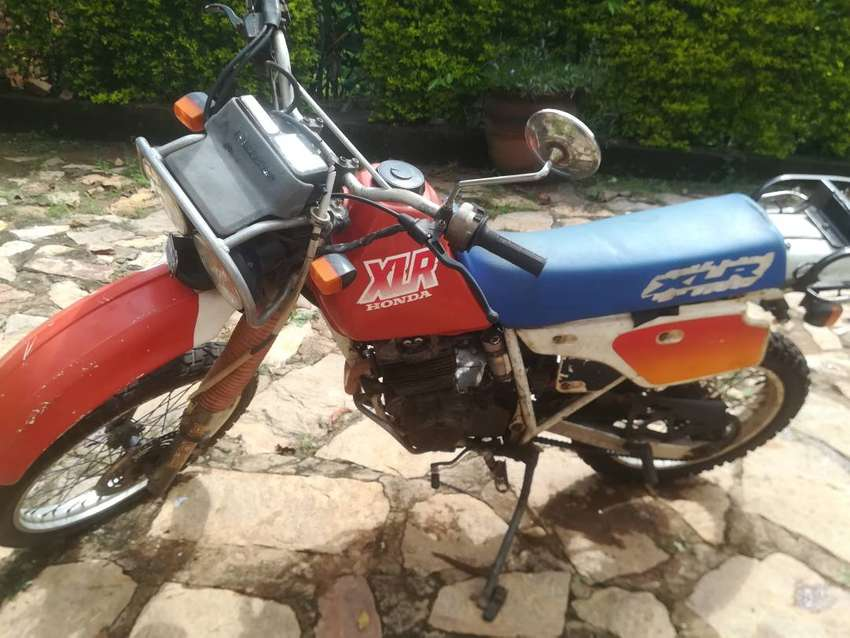 Used Motorcycle For Sell In Uganda
