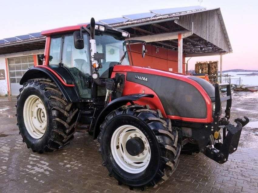 Valtra T131 - 2011