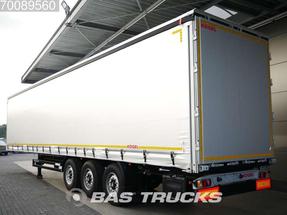 Kogel Liftachse S24-1 XL Zertifikat - 2019