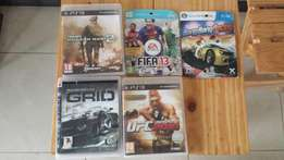 Ps3 games and pc games