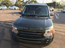 2005 Land Rover Discovery 3 TD V6 HSE low mileage