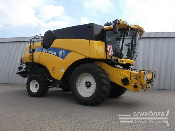 New Holland cx 8080 - 2013