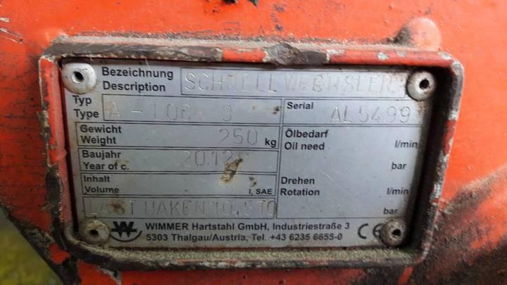 Wimmer Schnellwechsler A-loc 3 - 2012 - image 2