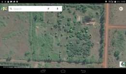 5 acres For Farming in Maragua at 7.5m