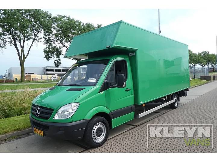 Mercedes-Benz SPRINTER 313 CDI BOX laadbak 5 mtr!, laa - 2013