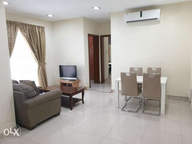 affordable and modern 2 Bhk flat in hidd fully furnished