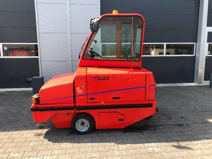 Dulevo 100 BK Veegmachine - 2013