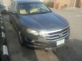 Registered 2011 Honda Crosstour