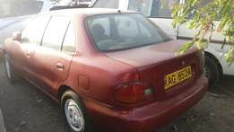 hyundai accent on sale