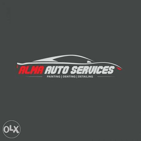 Alma Auto Services Garage