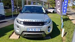 Land Rover Evoque SD4 Stealth Pack
