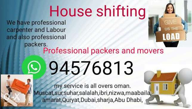 Muscat+house+shifting+packing jabbdks