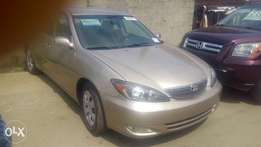 Toyota Carmy 2004 model tokunbo for fast sell