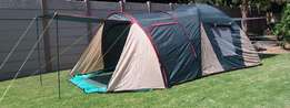 Tent 6 man lovely one Used to sleep in front and back